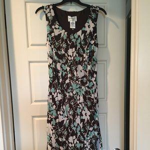 Floral Print Dress size 8